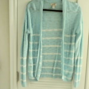 Lightweight cover up sweater
